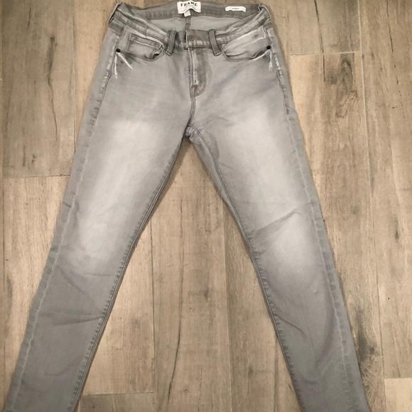 Frame Denim Denim - Frame Le Garçon jeans